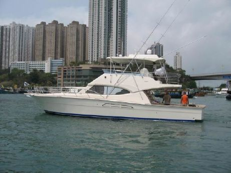 2013 Grand Harbour 52' Sport Fisher