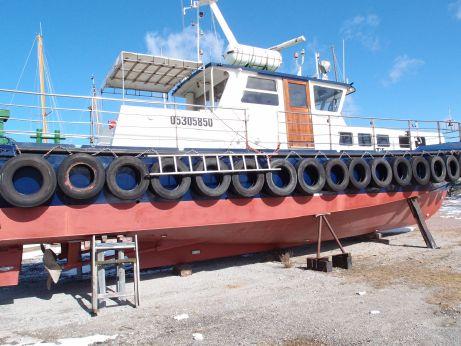1980 Motoryacht Mult purp high qualitiy vessel