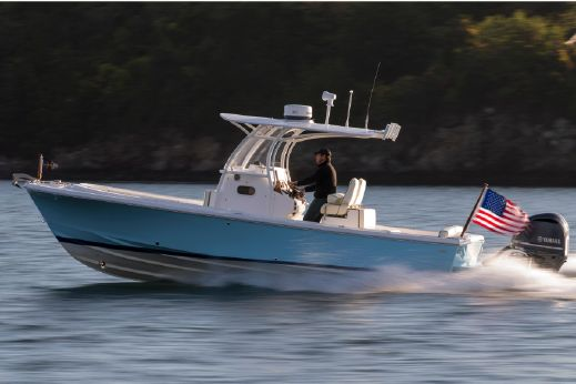 2015 Hunt Yachts 26 Center Console