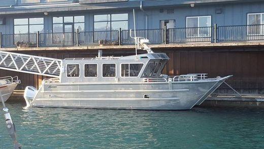 2013 Armstrong Marine Inc Custom Catamaran