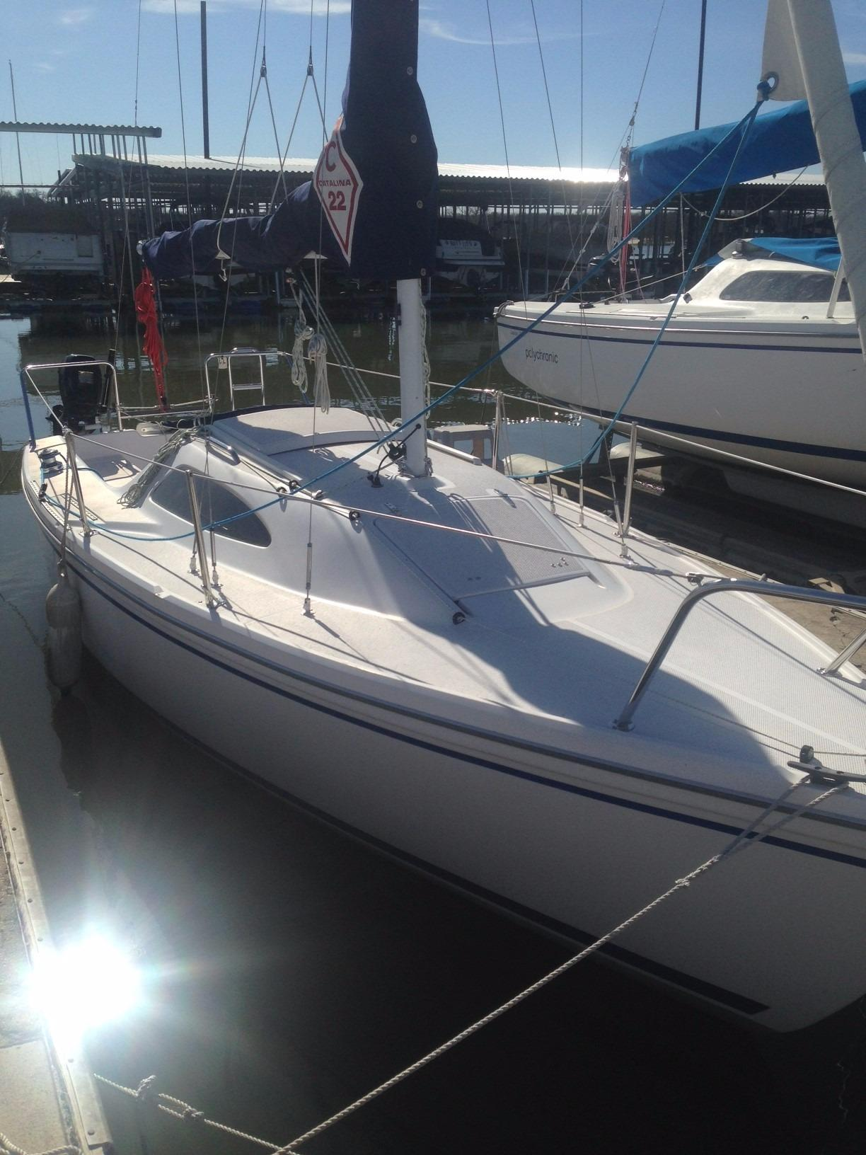 2013 Catalina 22 Sport Sail Boat For Sale Www Yachtworld Com