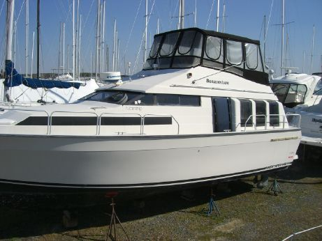 1989 Mainship Double Cabin
