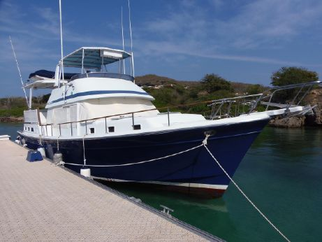 1985 Offshore 48 Yachtfisher