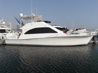2003 Ocean Yachts 50