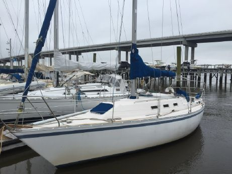 1983 Canadian Sailcraft CS