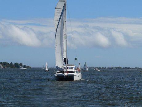 2013 Gemini Catamarans Legacy 35