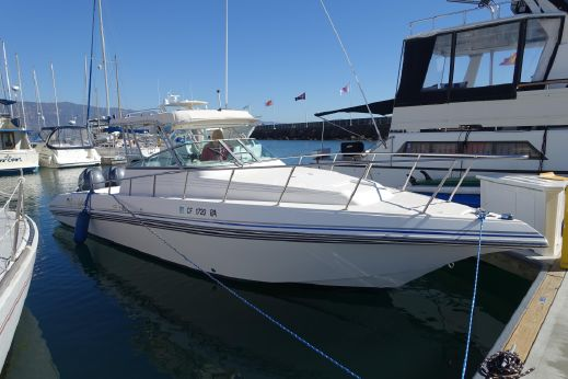 2003 Fountain 31 Sportfish Cruiser OB