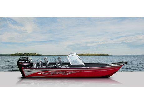 2016 Lund Fish & Sport 1650 Rebel XS SS