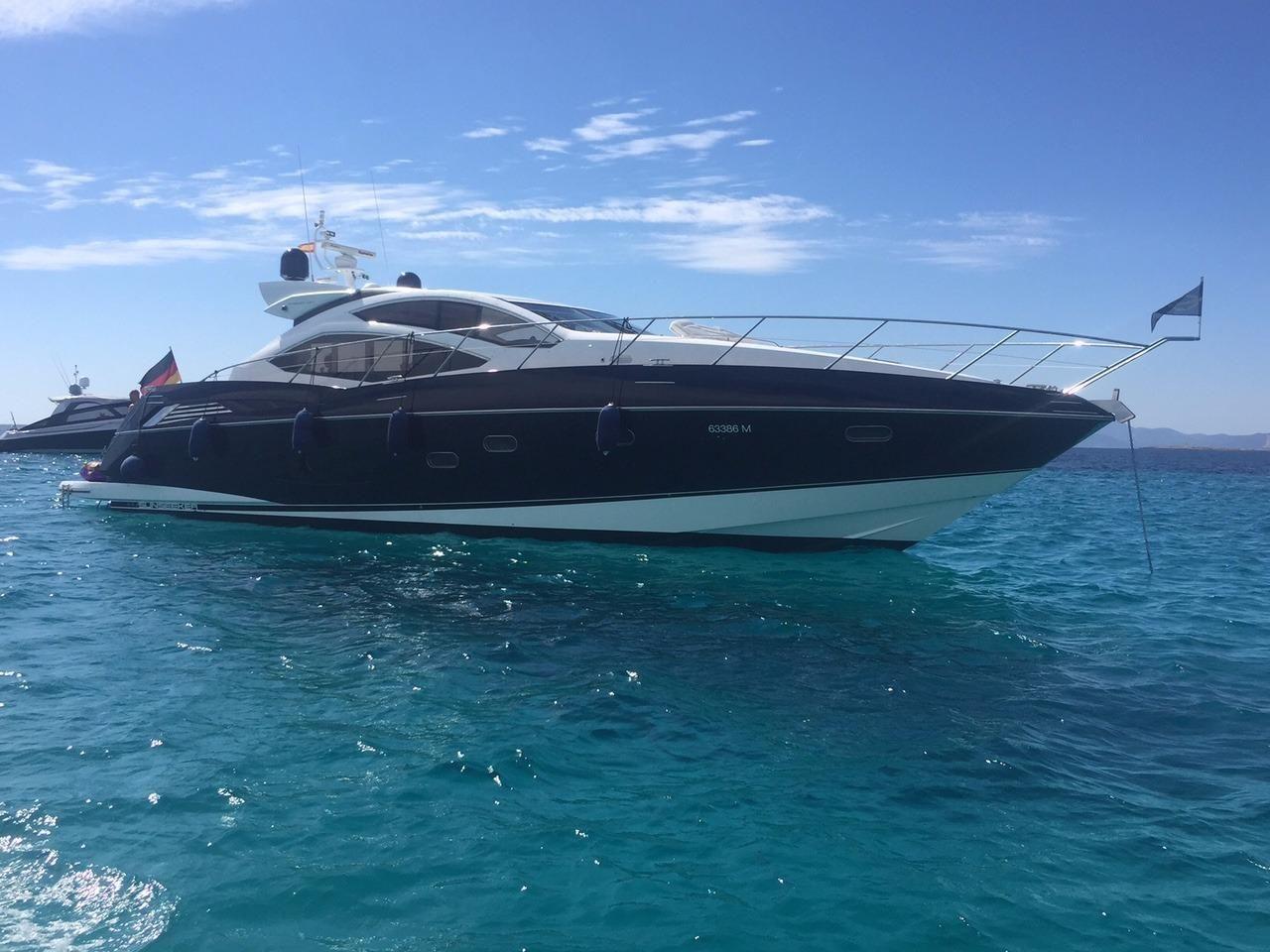 2011 sunseeker predator 64 power boat for sale www. Black Bedroom Furniture Sets. Home Design Ideas