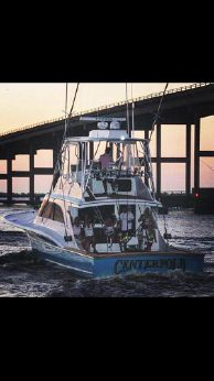 1991 Gwaltney Boat Works 54 Custom Carolina Sportfish