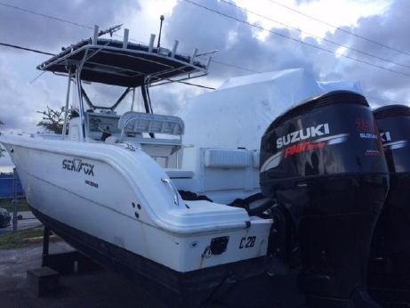 2008 Sea Fox 287 Center Console
