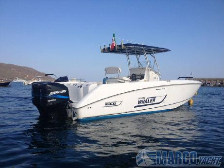 2002 Boston Whaler Outrage 270