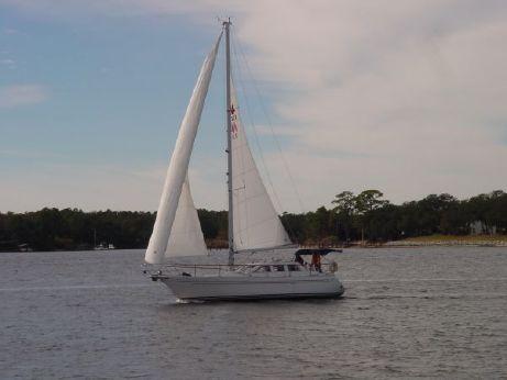 2000 Nauticat 321 Pilothouse