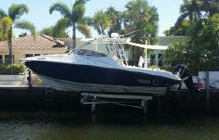 2009 Fountain 33 Sportfish Cruiser