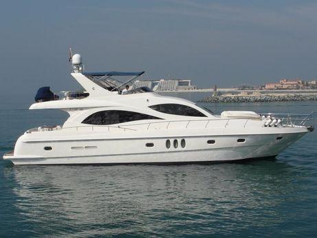 2007 Gulf Craft Majesty 66
