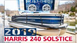 2019 Harris Solstice 240