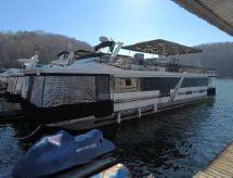 1996 Houseboat Norris Yacht 16 x 74 Widebody