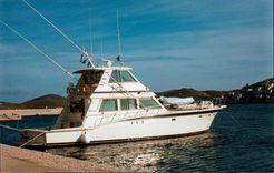 1984 Hatteras 60 Convertible