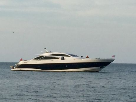 2008 Sunseeker Predator 108