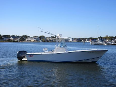 1994 Regulator 26 Center Console
