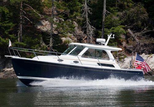 2012 Back Cove 30