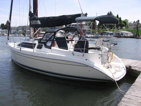 1999 Hunter 280