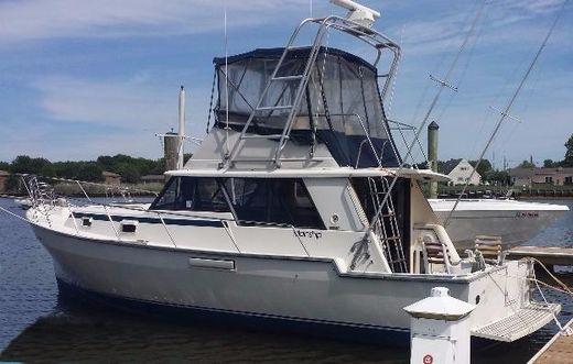 1984 Mainship Downeast Cruiser