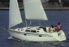 1990 Hunter 35.5  Legend