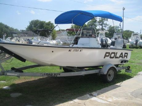 2002 Polar Kraft 1896 CC