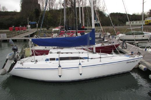 1990 Hunter 27 OOD
