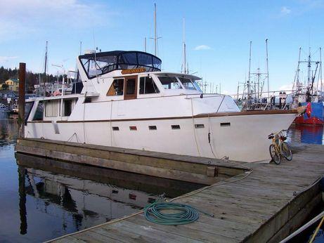 1971 Monk Motor Yacht