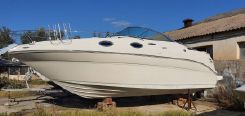 2005 Sea Ray 240 Sun Sport