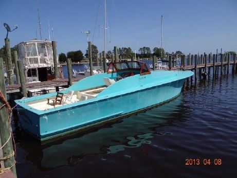 1952 Garwood Gar Wood Racing / Sportfish