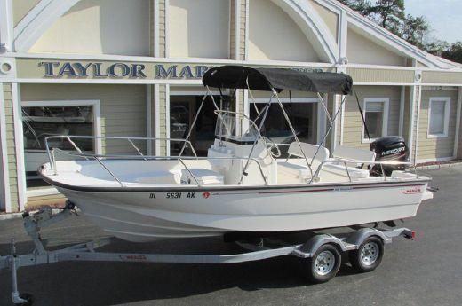 2017 Boston Whaler 190 Montauk