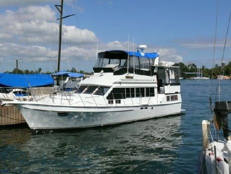 1991 Custom Light Trawler