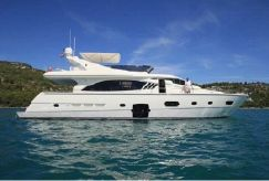 2011 Ferretti Yachts 750