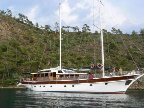 1993 Gulet Traditional Turkish Motorsailer