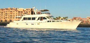 1980 Mcqueen Custom Motor Yacht