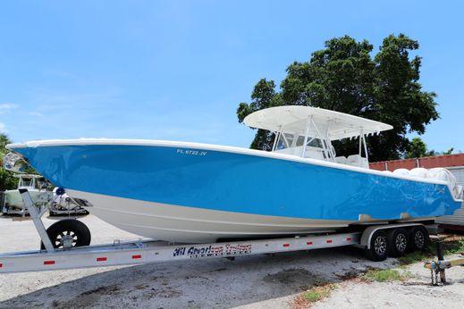 2015 Sea Vee 390Z