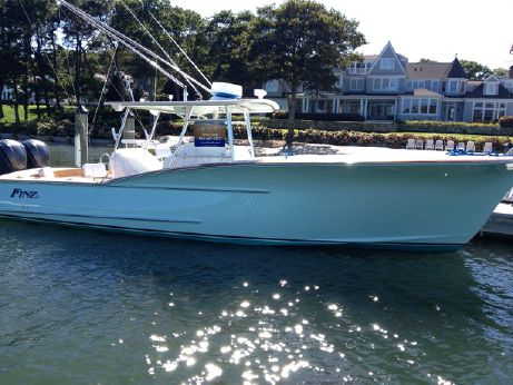 2005 Outerbanks Boatworks Center Console