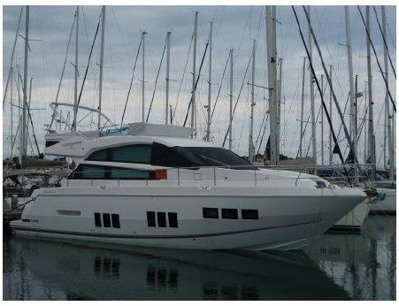 2013 Fairline (gb) Squadron 50