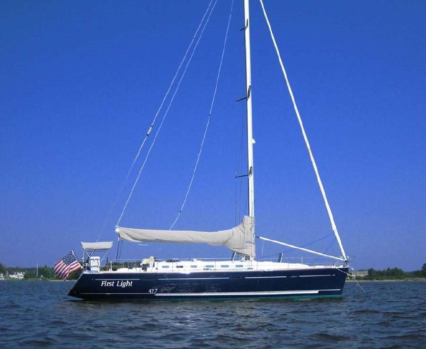 2005 Beneteau First 47 7 Sail Boat For Sale Www Yachtworld Com