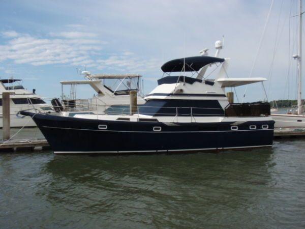1984 President Sundeck Trawler Power Boat For Sale - www.yachtworld.com