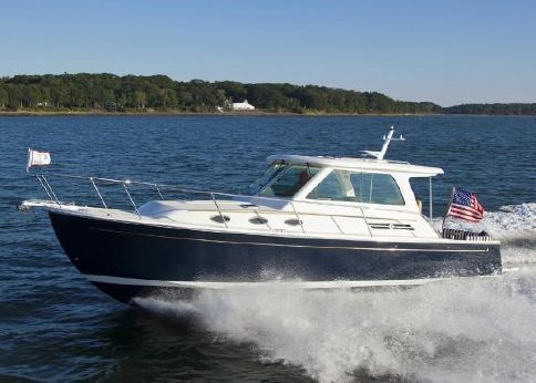 2012 Back Cove 34
