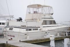 1979 Viking Boats 43 Flybridge