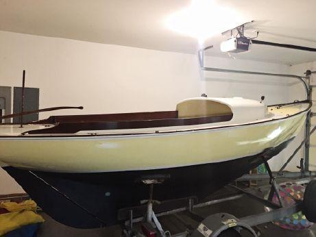 1965 Custom Cape Cod Shipbuilding Bullseye