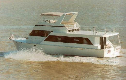 2002 Darling Yachts Freedom 60