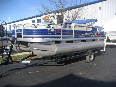 2012 Suntracker 20DLX Fishing Barge
