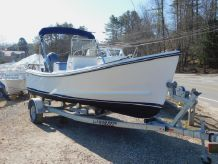 2020 Eastern 20' Center Console