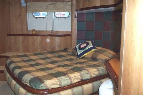 photo of  65' custom shead 65 pilot house
